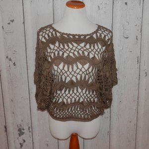 New Body Central Small Medium Loose Knit Sweater